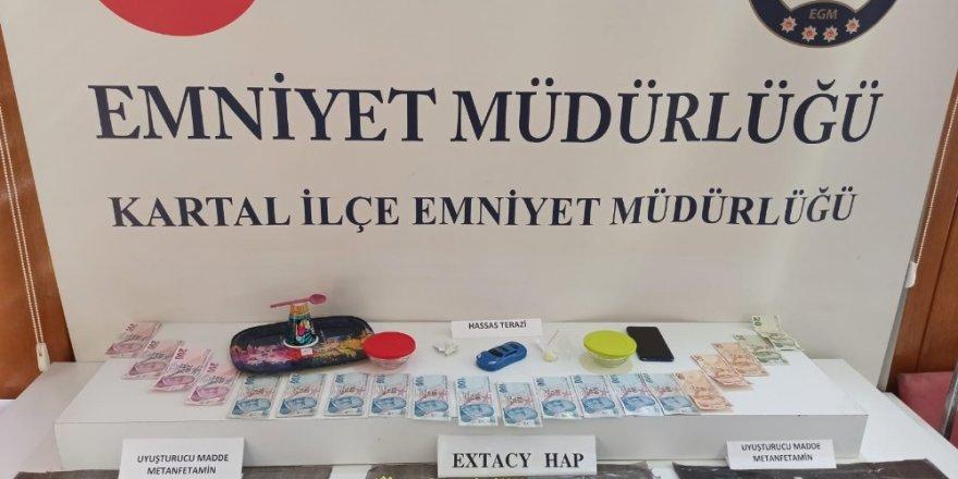 Uyuşturucu Satışı Yapan Şahıs Kıskıvrak Yakalandı
