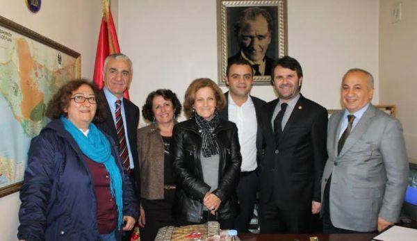 Bakırköy'de Meclis üyelerinden bir ilk