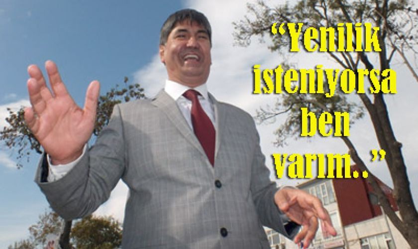 Sabri Avcı AK Parti Sarıyer İlçe Başkanlığı'na aday