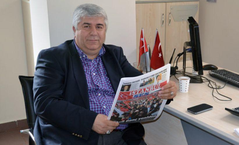 """Usta gazeteciden İstanbul Ses'e """"hayırlı olsun"""""""