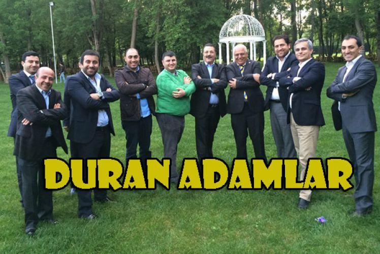 AK Parti'lilerden Özdemir'e vefa yemeği