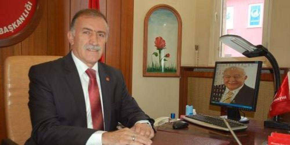 Keskin yeniden SP Kağıthane İlçe Başkanı