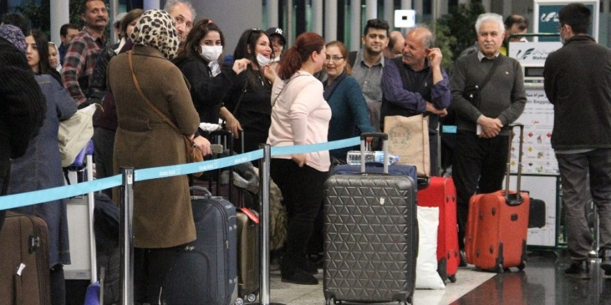 Türkiye İle İran Arasındaki Uçuşlar Durduruldu