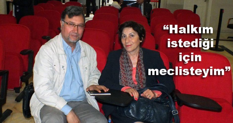 Fadik Eker siyaset yapma nedenlerini anlattı