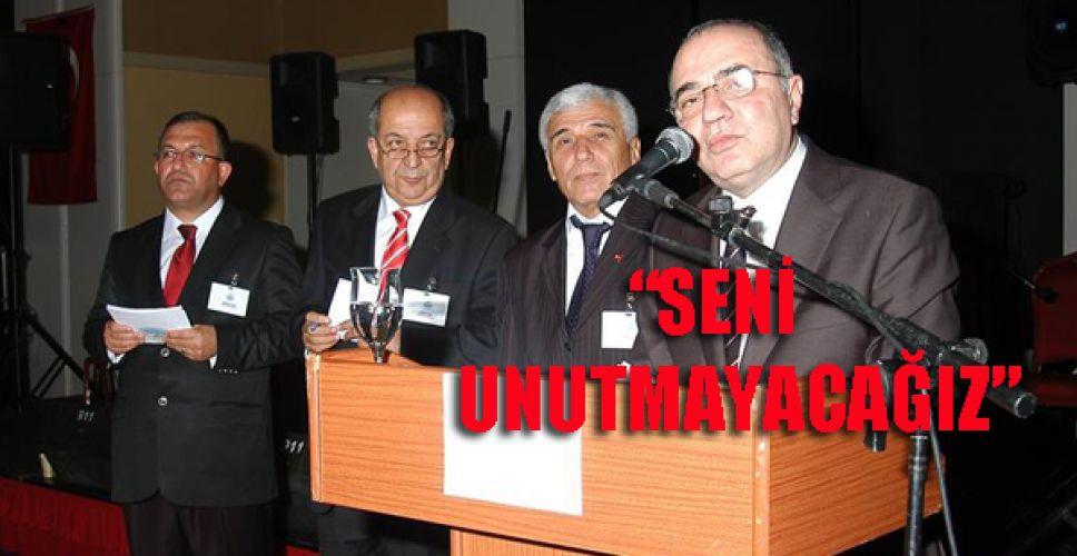 Sarıyer Malatyalılar Derneği'nden Arslanoğlu için taziye