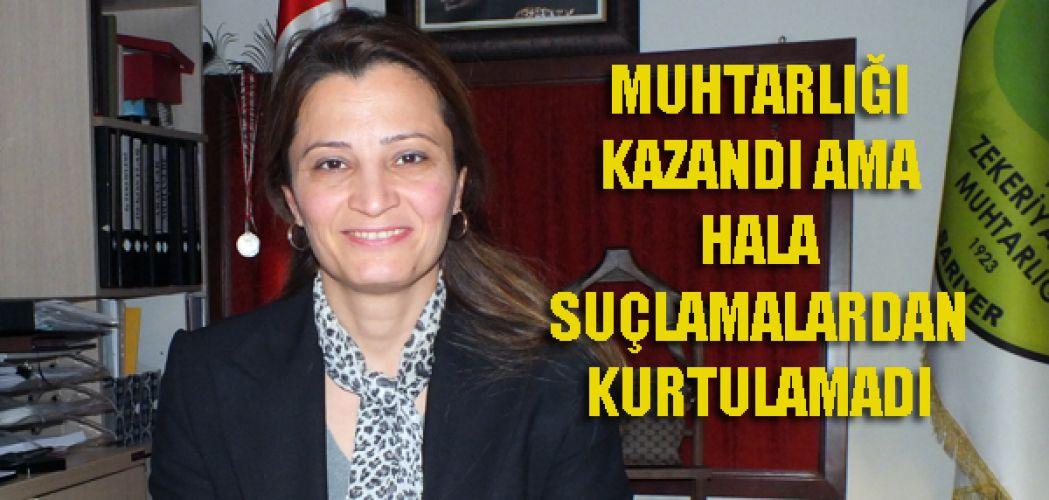 Zekeriyaköy'de seçim bitti kavga bitmedi
