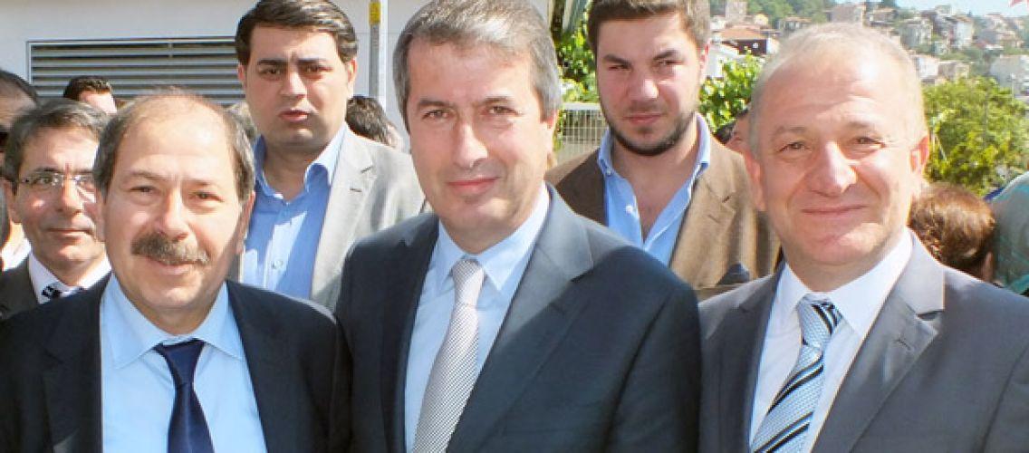 AK Parti Sarıyer'de heyecanlı bekleyiş