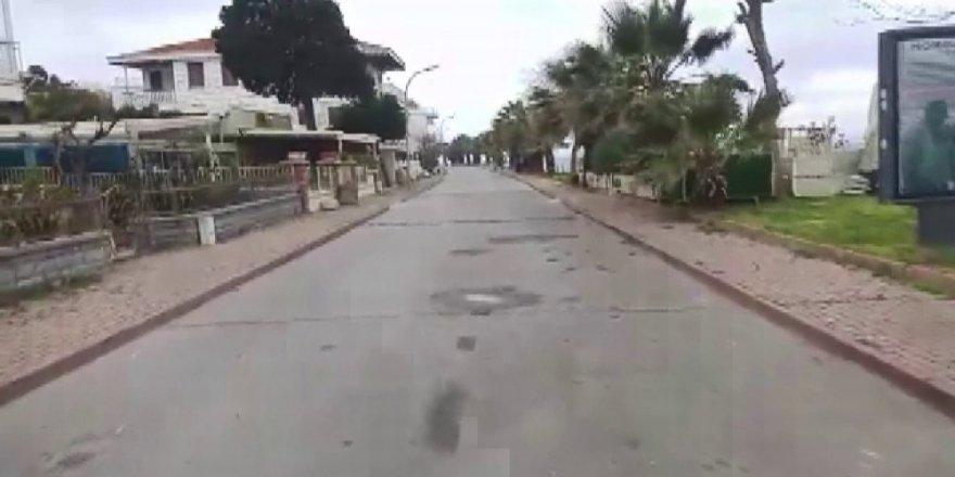Korona Virüs Sonrası Adalar Issız Adaya Dönüştü