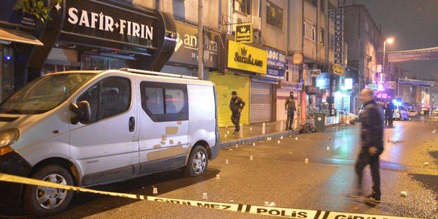 Kâğıthane'de Bir İş Yerine Silahlı Saldırı