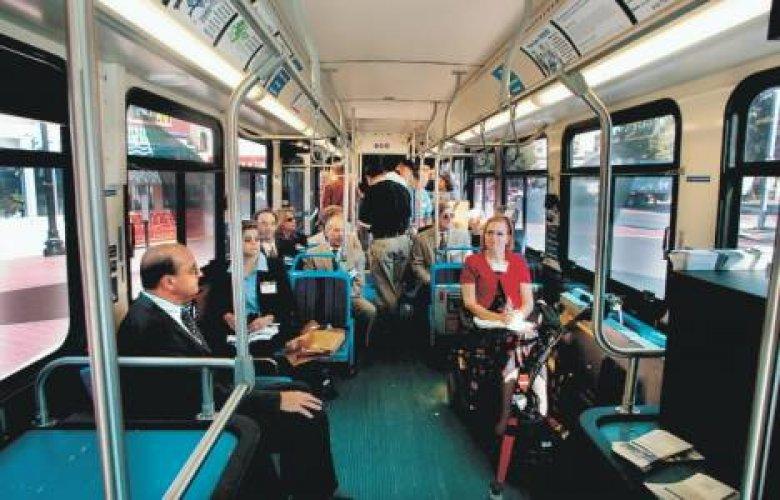 Toplu taşıma kullananlar daha zayıf