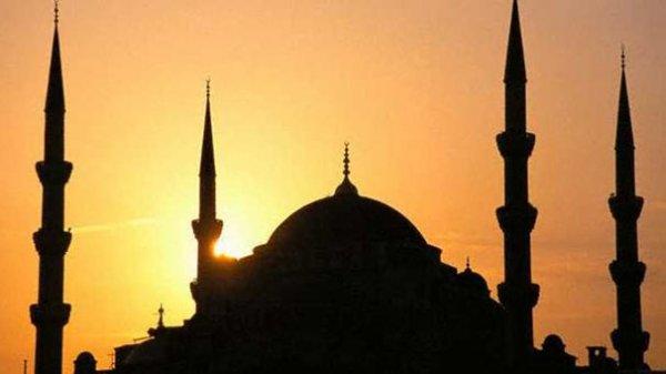 Türkiye'nin 'cami' haritası çıkarıldı
