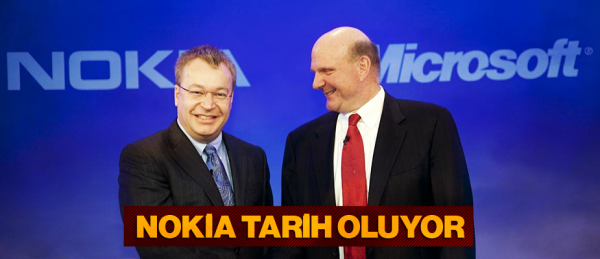 Nokia tarih oluyor ! İşte yeni ismi...