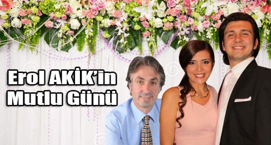 Erol Akik'in Mutlu Günü