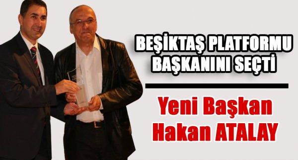 Beşiktaş Platformu Başkanını Seçti