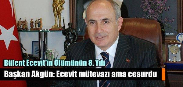 Bülent Ecevit'in Ölümünün 8. Yılı