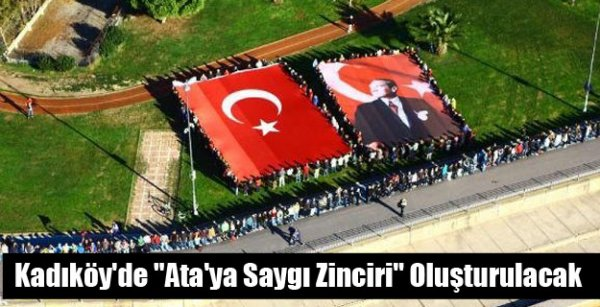 Kadıköy 10 Kasım'a Hazır