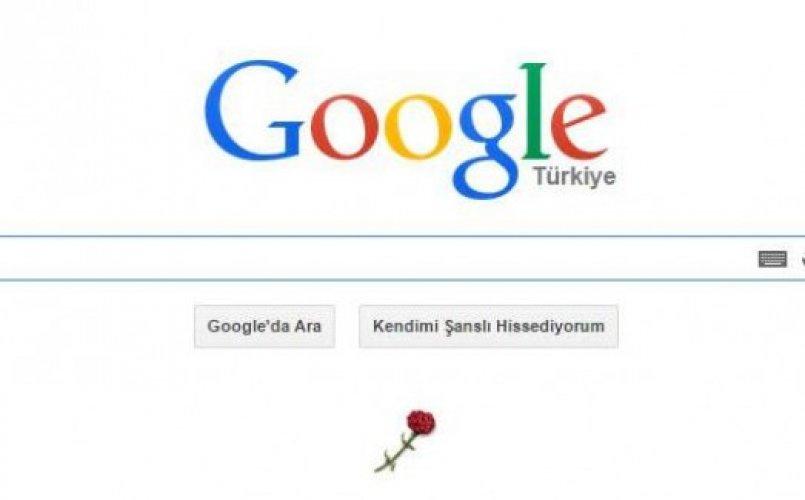 Google, Atatürk'ü unutmadı