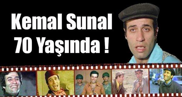 Kemal Sunal 70 Yaşında !