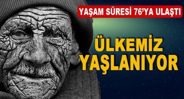 Türkiye çok hızlı yaşlanıyor işte ayrıntılar...