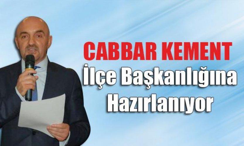 CHP Kâğıthane'de, Cabbar Kement ilçe başkanlığına hazırlanıyor