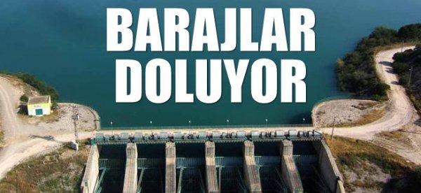 İstanbul'da baraj seviyesi 45.97'ye ulaştı