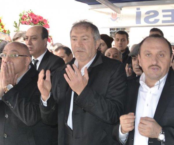 CHP Eyüp meclis üyesi Şamil Bedir'in acı günü