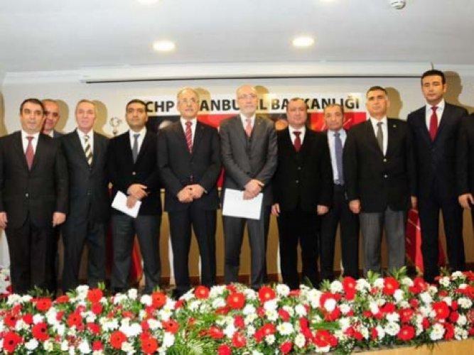 CHP'den aday adaylığı istifaları