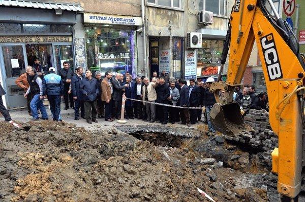 Başkan Demircan: 'Beyoğlu'nda Alt Yapı Çalışmaları Turizmi Canlandırdı'