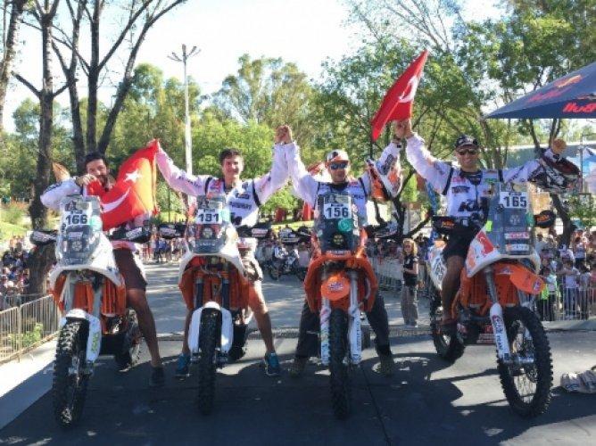 37. Dakar Rallisi Başladı