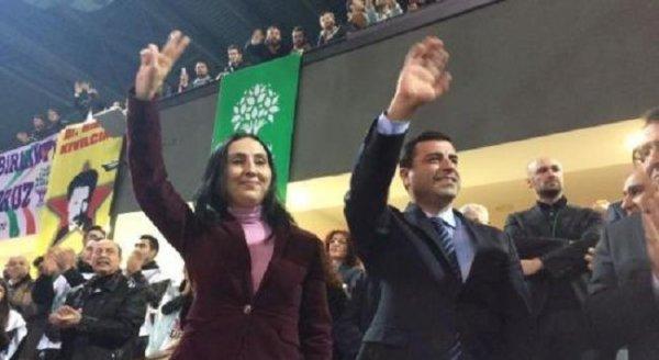 HDP İstanbul il kongresi yapıldı