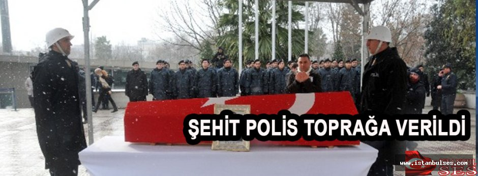 Şehit Polis İçin İstanbul Emniyeti'nde Tören Düzenlendi
