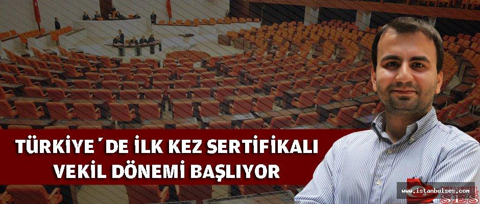 Türkiye'de İlk Kez Sertifikalı Vekil Dönemi Başlıyor