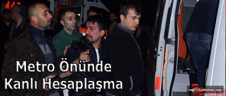 Bayrampaşa'da Bıçaklı Kavga: 3 Yaralı