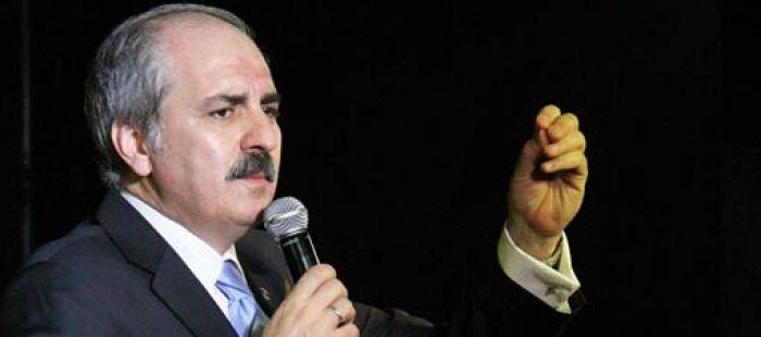 Kurtulmuş'tan AKP+SP Ortaklığına Yanıt