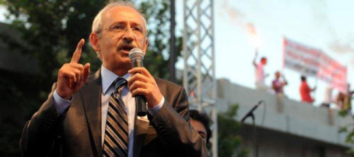 Kılıçdaroğlu'dan Çelik'e Don Kişot Yanıtı
