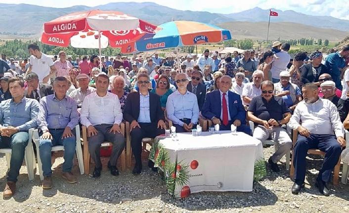 Erzincan Çayırlı Yeşilyaka köyünde, Hz Ali Cemevi açıldı