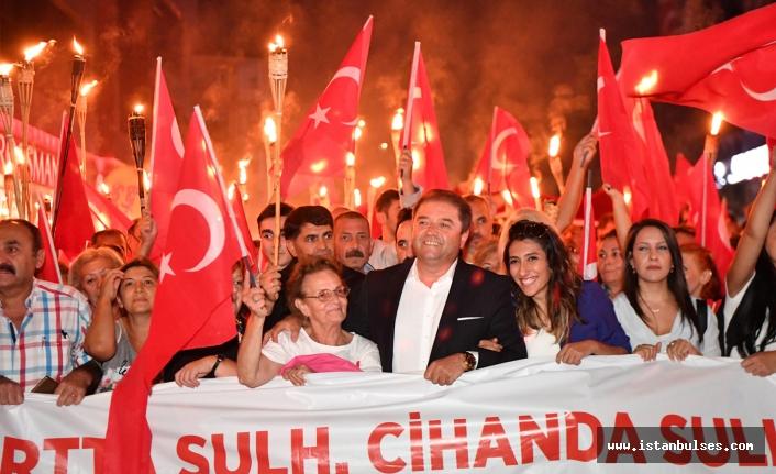 """Maltepe """"Zafer'den Cumhuriyet'e"""" diyecek"""