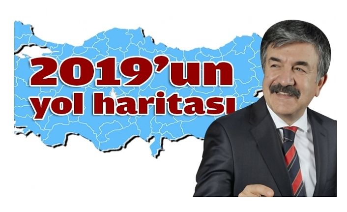 """Dr. Cengiz Alp'ten 2019 için """"önseçim"""" önerisi"""