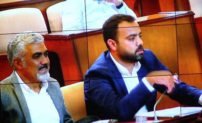 CHP'li Nadir Ataman, Mecliste AKP'lilerin yüzüne söyledi
