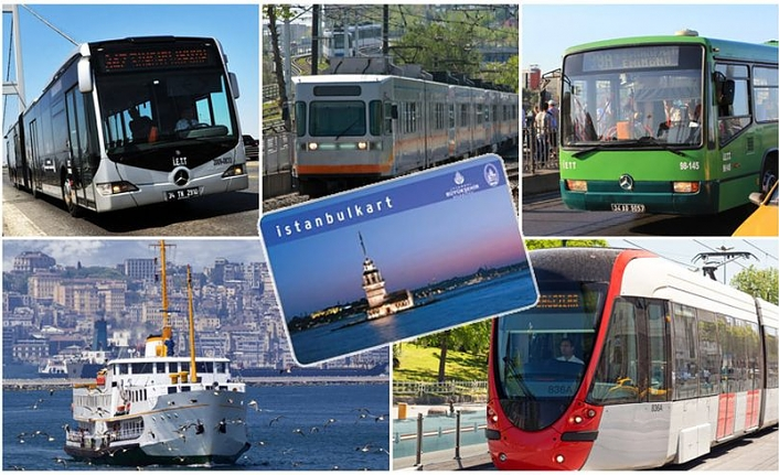 İBB'den toplu ulaşım ücretleri için karar