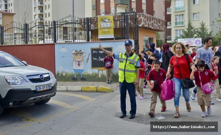 Maltepe'de öğrenciler ve veliler çok mutlu