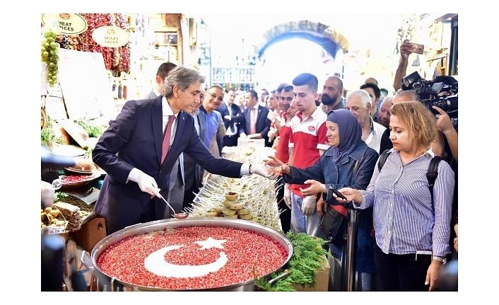 İstanbul'lular Aşureye Doyacak