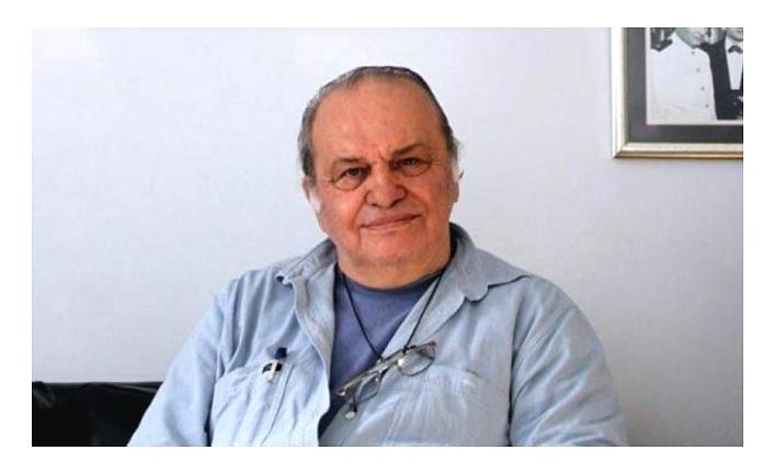 Ferdi Merter, 79 yaşında hayatını kaybetti