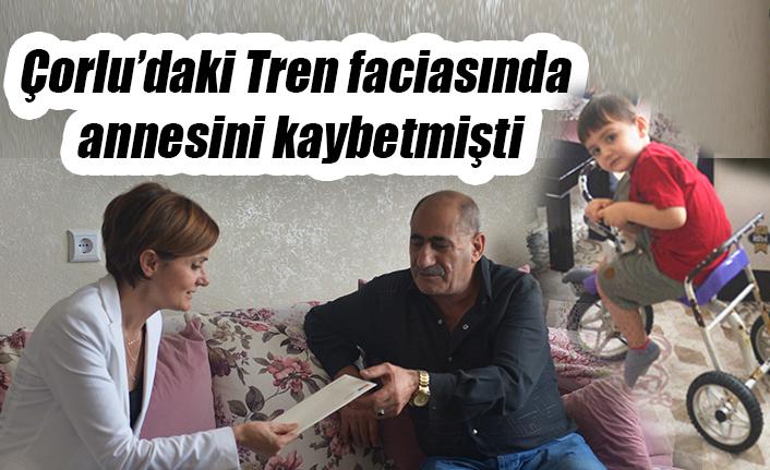 CHP İstanbul Taha için harekete geçti
