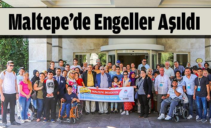 Maltepe Belediyesinden Anlamlı Proje