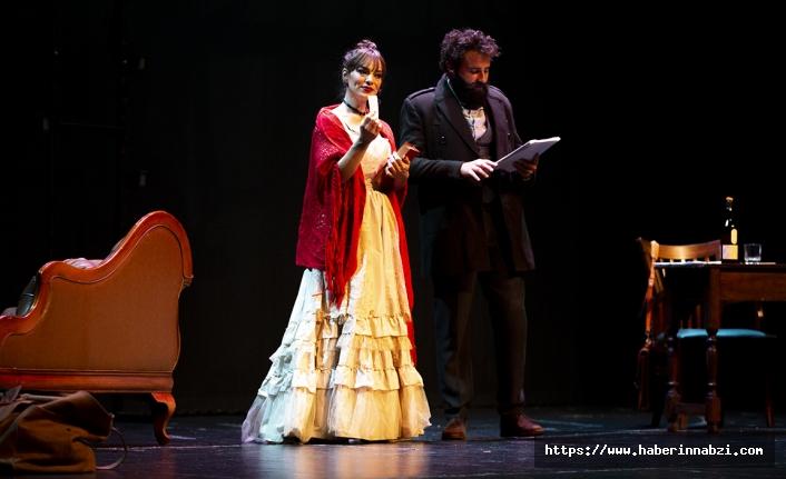 'Kürklü Venüs' Adlı Tiyatro Maltepe'de Sahnelendi
