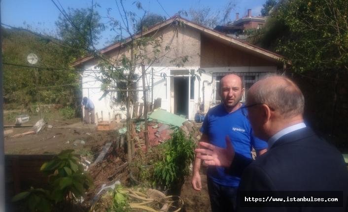 Selin Yaraları  Beykoz'da Sarılıyor