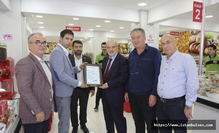 Beykoz'da  Yeni İşyerlerine Ruhsatlar Verildi