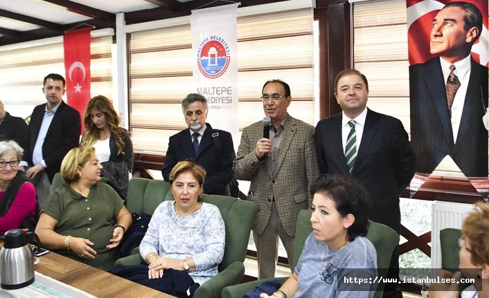Bağlarbaşı'ndan Başkan Ali Kılıç'a destek