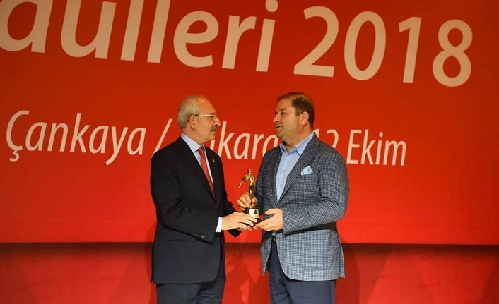 """Başkan Ali Kılıç, """"Bu başarı hepimizin"""""""